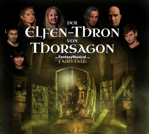 Fairytale - Der Elfenthron von Thorsagon